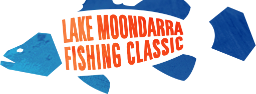 Lake Moondarra Fishing Classic Logo